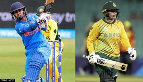 India's Mithali Raj retains top spot on women's rankings, joined by Proteas' Lizelle Lee