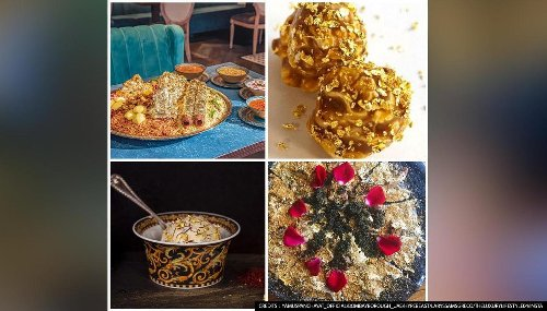 From gold biryani to billion dollar popcorn, check out some of the most expensive dishes