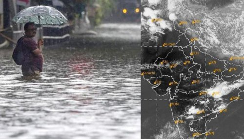 IMD releases weather report of States that may experience heavy rain on Saturday