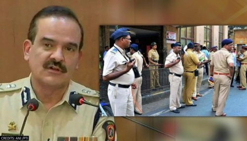 Mumbai Police form 7-member SIT to probe extortion charges against ex-CP Param Bir Singh