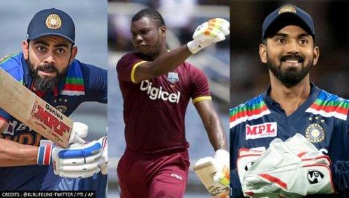 KL Rahul, Evin Lewis gain in latest ICC T20I Player rankings, Virat Kohli retains 6th spot