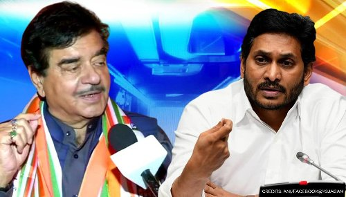 Shatrughan Sinha hails CM Jagan for 'free corona' treatment plan, hopes others follow suit
