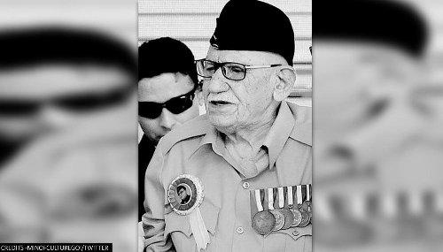 INA Veteran Lalti Ram passes away at 98; PM Modi, GD Bakshi condole demise