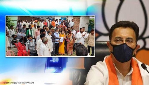 UP polls 2022: Jitin Prasada's supporters from Shahjahanpur, Lakhimpur to join BJP today