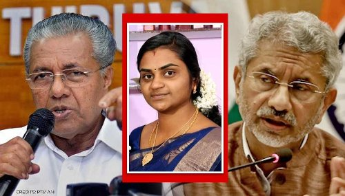 Kerala CM writes to MEA, asks for intervention to ensure safety of Indians in Israel