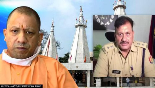 UP ramps up security after letter threatens attack on temples; investigation underway