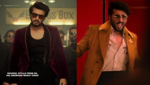 'Dil Hai Deewana' song review: Does Arjun Kapoor's 'good boy' persona add enough charm?