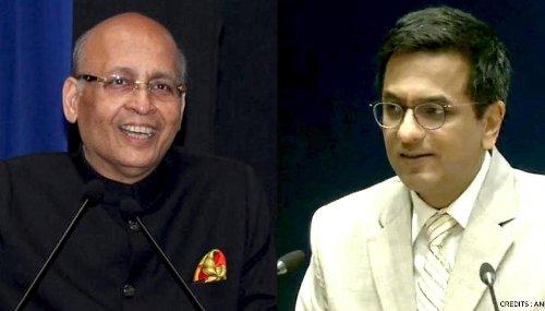Abhishek Manu Singhvi speaks on academic life, recalls competing with Justice Chandrachud