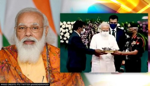 PM Modi invites people for e-Auction of gifts and mementos received by him; Check link