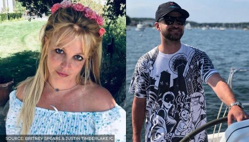 Britney Spears shares old pic featuring ex Justin Timberlake two months after his apology