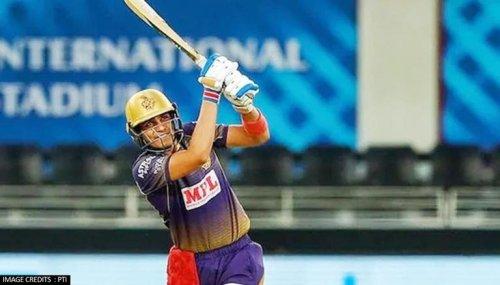 IPL 2021, MI vs KKR: Shubman Gill's six off Trent Boult dubbed as 'shot of the tournament'