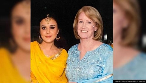 Preity Zinta hits back at troll for disrespecting her mother-in-law in Instagram post