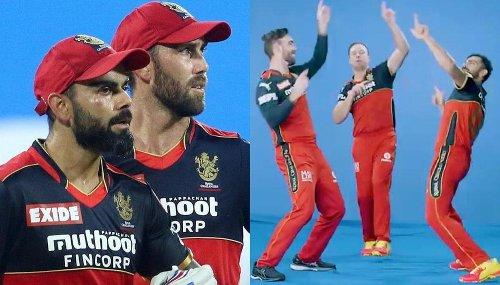 Virat Kohli, AB de Villiers and Glenn Maxwell dance together after beating SRH: WATCH