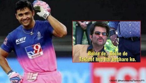 Fans troll Rajasthan Royals' Riyan Parag after 'tata, bye-bye' tweet over IPL suspension