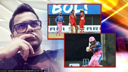 Aakash Chopra's stand on fining Rahul & Samson for slow over-rate triggers massive debate