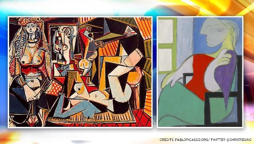Pablo Picasso: Here's a list of Spanish artist's most expensive works ever sold at auction