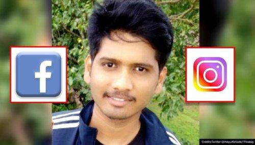 Facebook rewards 22 lakh to an Indian hacker Mayur Fartade for highlighting Instagram bug