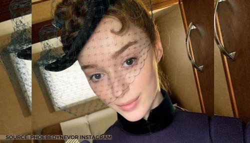 Phoebe Dynevor's first-look from 'The Colour Room' out; See photo