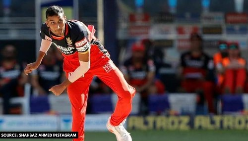 Shahbaz Ahmed IPL 2021 salary, net worth, personal life & career stats of RCB all-rounder