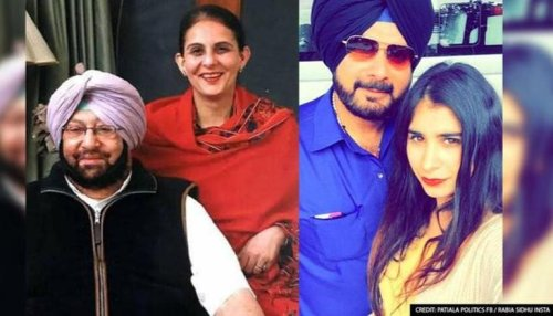 'Will campaign for him': After Sidhu's daughter Rabia, Amarinder's daughter Inder steps in