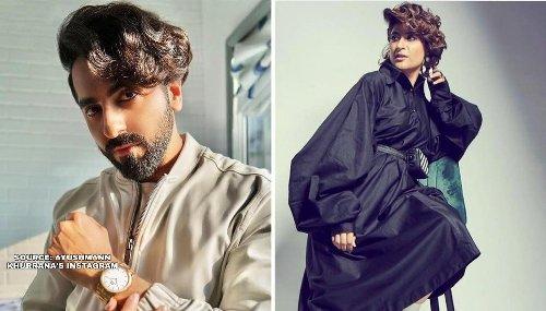 Ayushmann Khurrana and Tahira Kashyap review latest anthology film 'Ajeeb Daastaans'