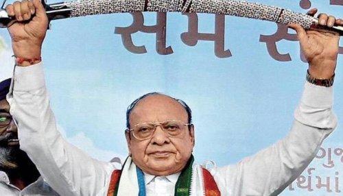 'Congress needs to apply KHAM theory in Gujarat again,' advises Shankersinh Vaghela