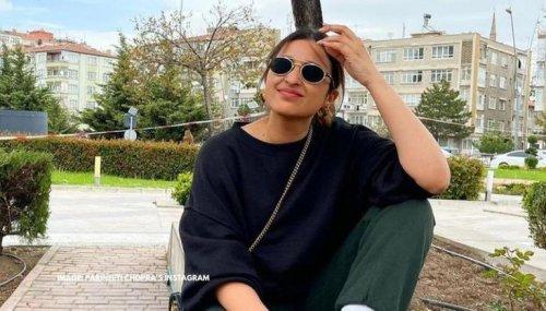 Parineeti Chopra gives 'thoda sa Greecian vibes' in latest Turkey travel video; see