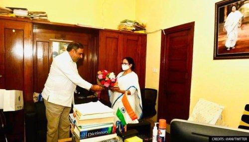 Congress' Anand Sharma lifts lid on meeting Mamata Banerjee: 'like a sibling relation'