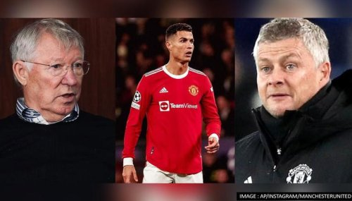 Manchester United boss Solskjaer responds to Ferguson's criticism on Ronaldo being benched