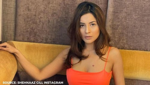 Shehnaaz Gill sports a new haircut in her latest pics; calls herself a 'stylist'