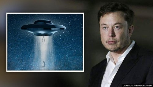 When Elon Musk said that his boundless energy comes from being an 'alien'
