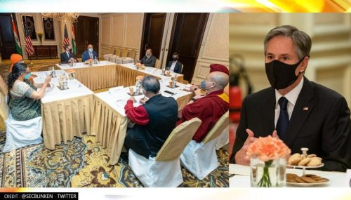 Antony Blinken meets Dalai Lama's representative during India visit, sends signal to China
