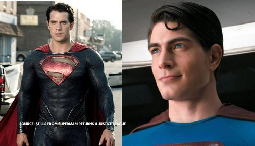 When Brandon Routh revealed how he felt about Henry Cavill playing 'Superman'