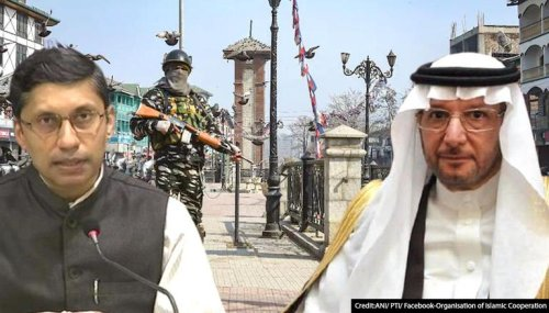 India slams OIC for its statement on Jammu & Kashmir; 'has no locus standi in the matter'