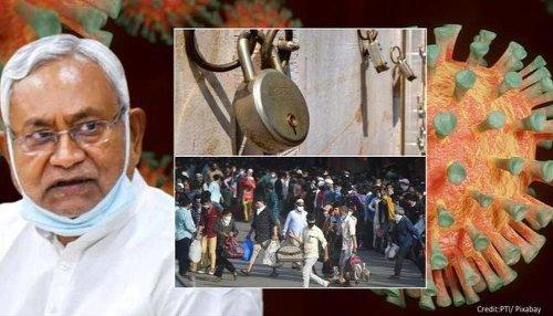 Bihar govt tightens COVID measures, CM Nitish Kumar asks migrants to return soon