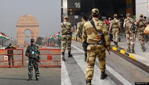 CISF introduces double layered security in Delhi ahead of Independence Day celebrations