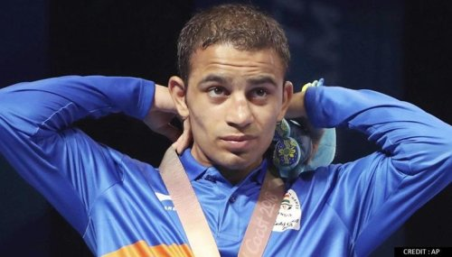 Tokyo Olympics: Amit Panghal eliminated in Round of16, loses to reigning silver-medalist