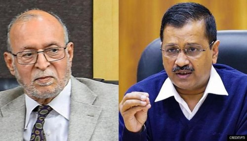Kejriwal condemns Governor's COVID meeting: 'Don't go behind the back of an elected govt'