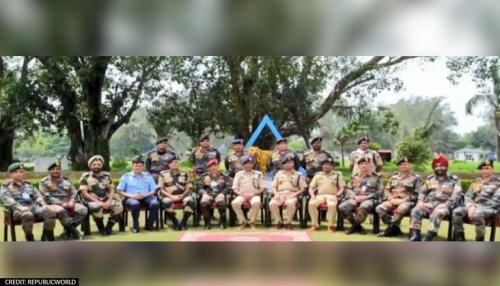 Security forces meet in Jammu, discuss operational preparedness ahead of Independence Day