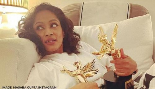 """Masaba says she is """"also a super well-bred puppy,"""" after someone names their dog after her"""