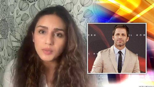 Huma Qureshi to launch 100-bed hospital in Delhi amid COVID, Zack Snyder extends supports