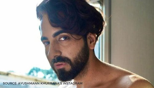 Ayushmann Khurrana writes a pensive note on 'being myself' as he shares a new pic; read