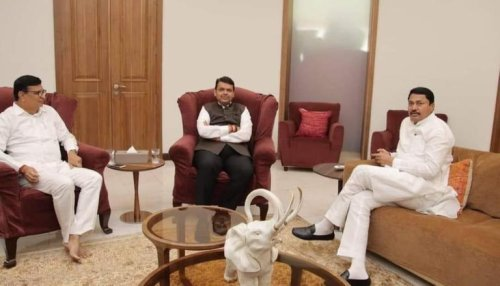 Maharashtra: BJP withdraws RS bypoll candidate days after Fadnavis-Thorat meet