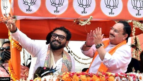 Babul Supriyo quits politics and will resign as MP; lists cabinet ouster as a reason