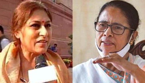 Roopa Ganguly attacks Mamata, says 'unable to handle Bengal, dreaming of running country'