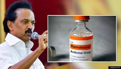 Tamil Nadu CM Stalin orders stringent action against Remdesivir hoarders under Goondas Act
