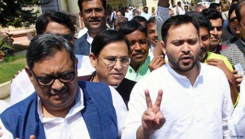 RJD MP Amarendra Dhari Singh was Arrested by ED in Fertiliser Scam