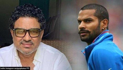 'Shikhar Dhawan will be 3rd choice opener': Manjrekar picks 'potential' players for T20 WC