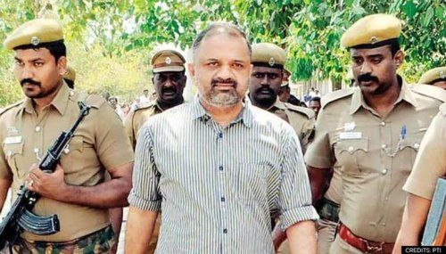 Rajiv Gandhi assassination convict AG Perarivalan's parole extended by another 30 days