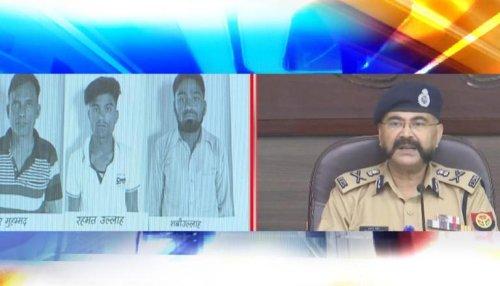 Uttar Pradesh ATS team nabs three for allegedly smuggling Rohingyas to Delhi